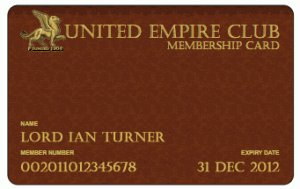 United Empire Club Membership Club